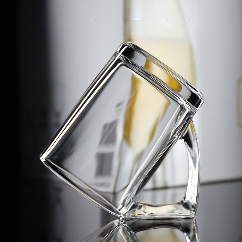 Stand Handle Glass