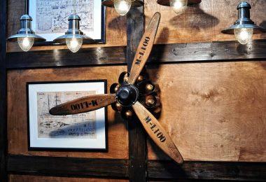 Aviator Chandelier Loft Lighting