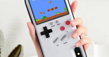 Game Boy Color Retro Game Console Phone Case