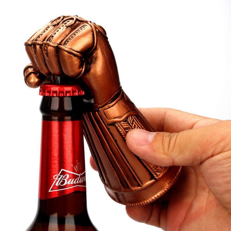 Thanos Bottle Opener