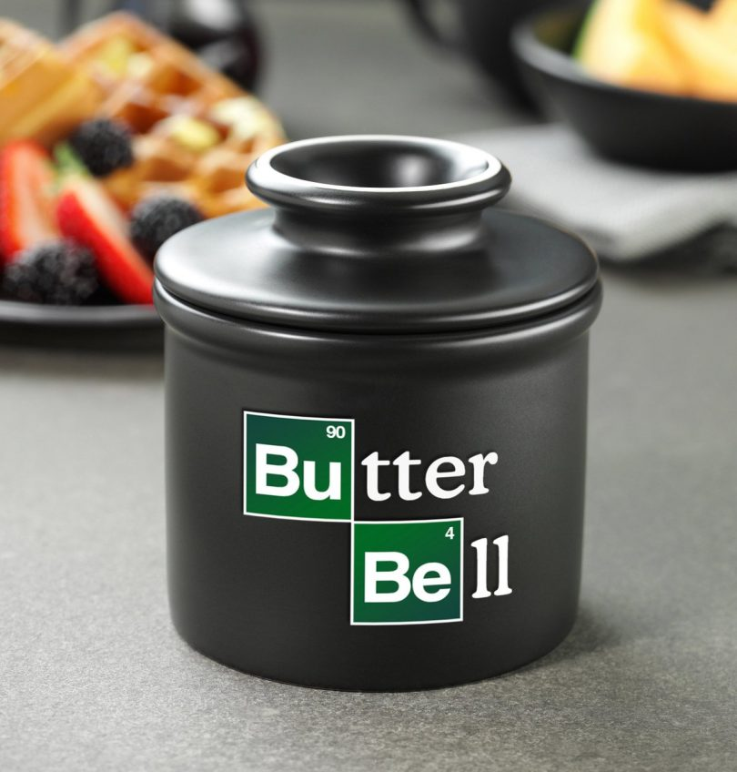 Breaking Butter Limited Edition Butter Bellcrock