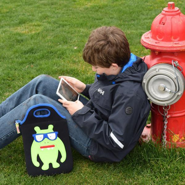 Monster Geek Tablet Carry Bag