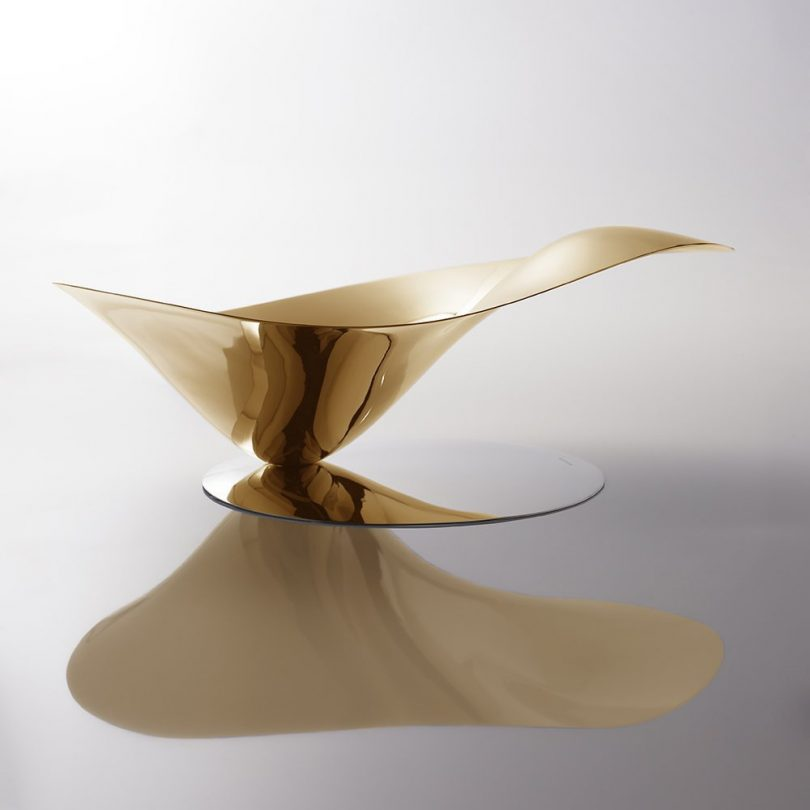 Petalo Fruit Bowl by Casa Bugatti