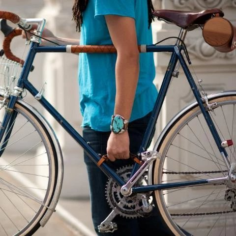 """Bicycle Frame Handle – """"Little Lifter"""""""