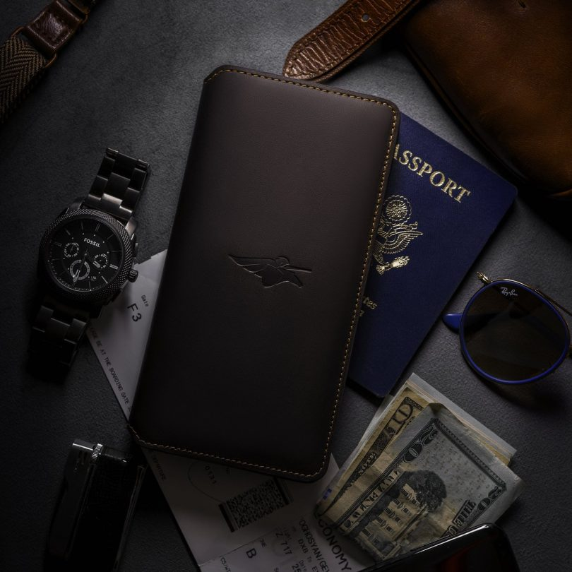 Volterman Smart Travel Wallet