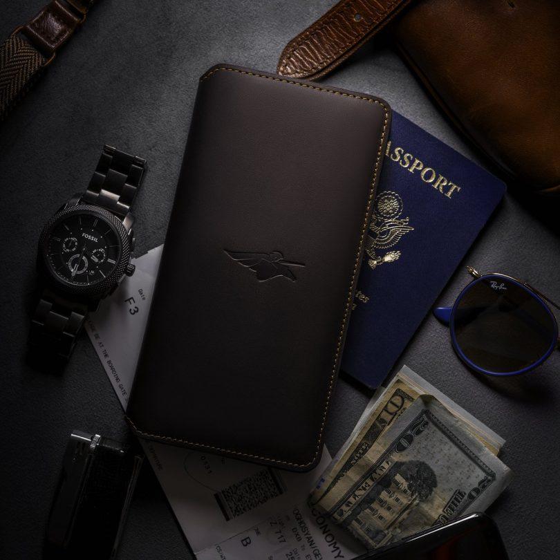 Volterman Smart Travel Wallet