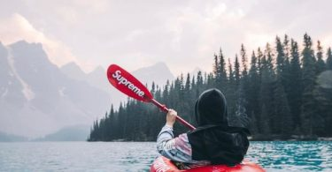Supreme Advanced Elements Kayak