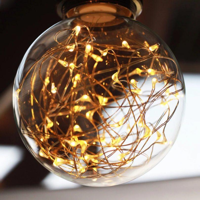 G95 LED Fairy String Light Bulb – Warm White