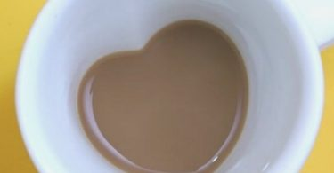 Deep Love Coffee Cup