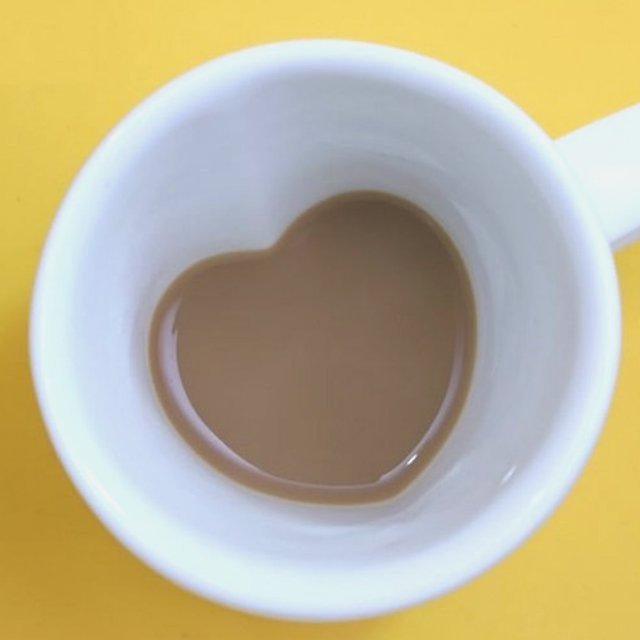 Deep Love Coffee Cup