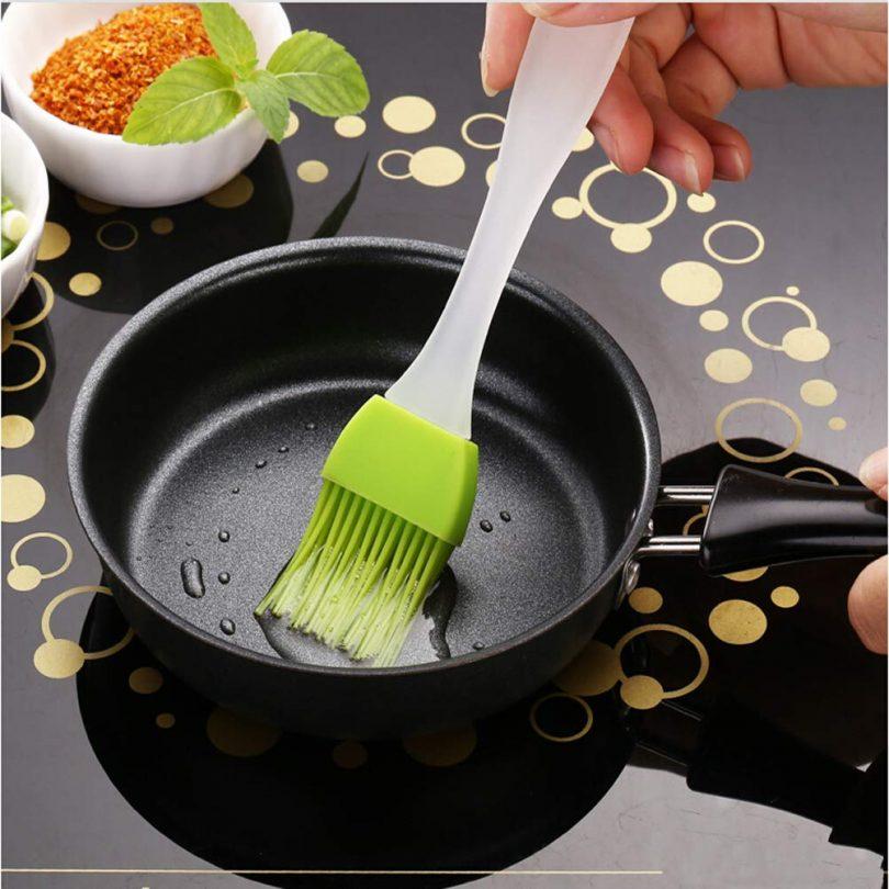 SmiDay 2Pcs Specialty Nonstick Frying Pan