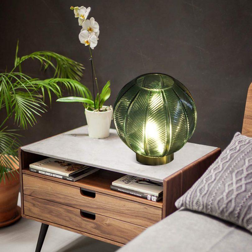 MJ PREMIER Table Lamp Nightstand Light