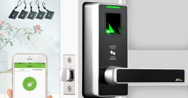Keyless Door Locks with Bluetooth/Biometric Fingerprint Door Lock