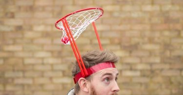 Basket Case Headband Hoop