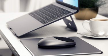 Satechi Aluminum M1 Bluetooth Wireless Mouse with Rechargeable Type-C Port