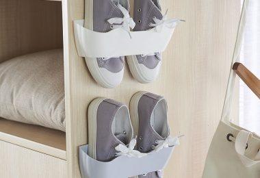 Yocice Wall Mounted Shoes Rack
