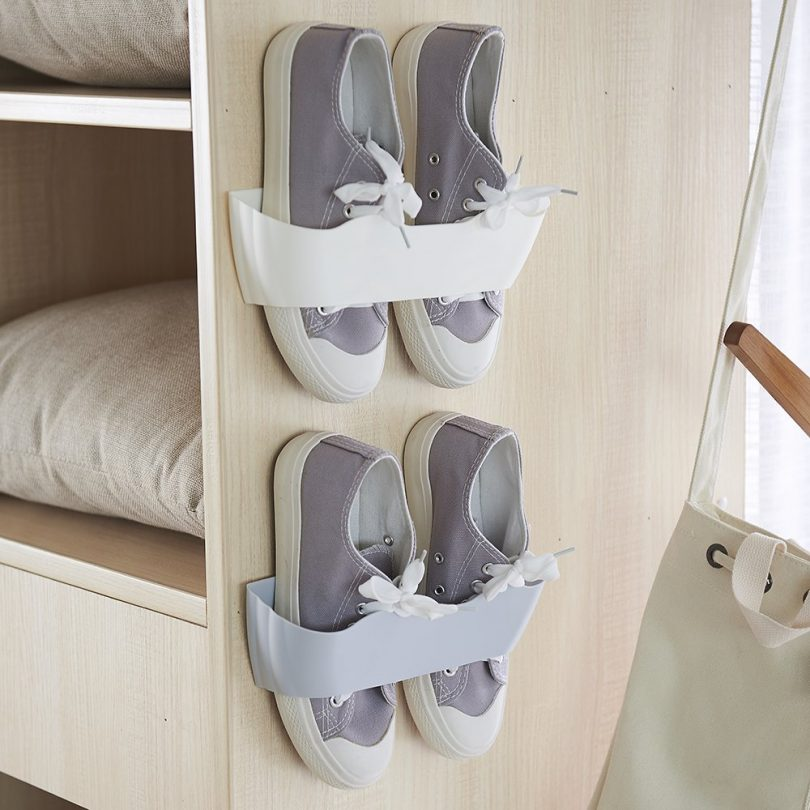 Yocice Wall Mounted Shoes Rack