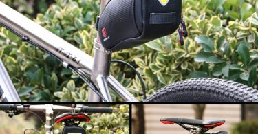 camgo Bike Wedge Saddle Bag