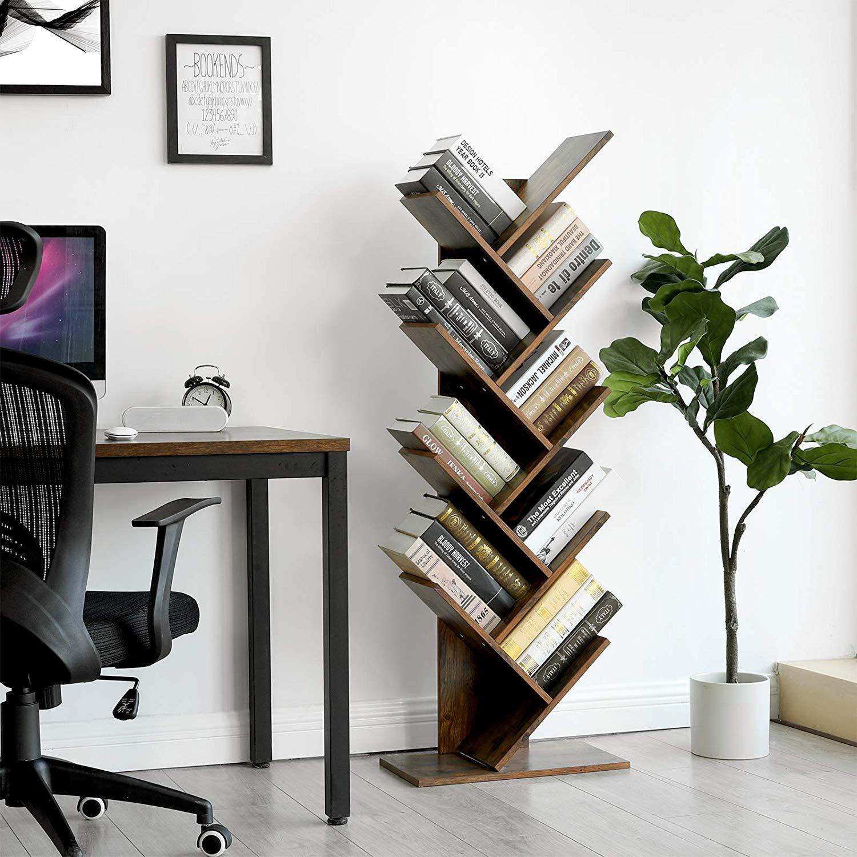 VASAGLE Tree Bookshelf