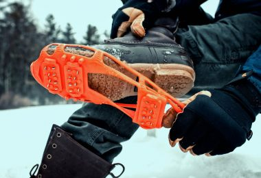 STABILicers Walk Traction Ice Cleat and Tread for Snow & Ice