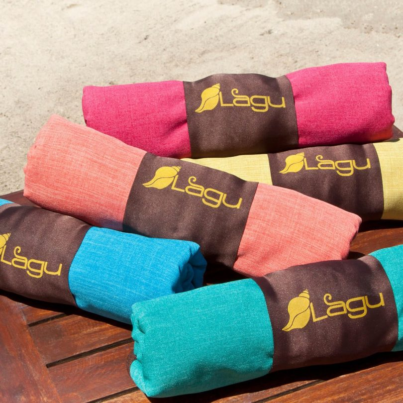 Sand Repellent Quick Dry Beach Blanket by Lagu