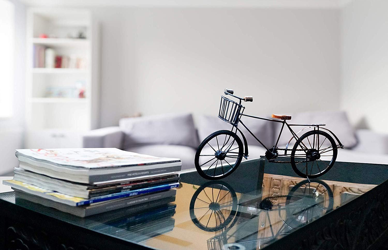IOTC IR 2040-VC Retro Classic Decorative Iron Bicycle Black