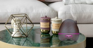 YJY 300mL Aromatherapy Essential Oil Diffuser