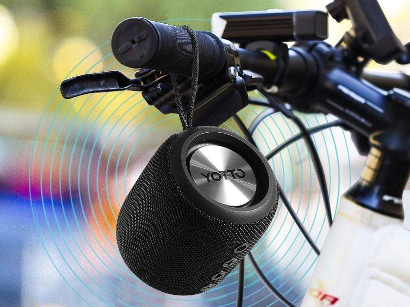 YOTTO Portable Bluetooth 4.2 Speaker