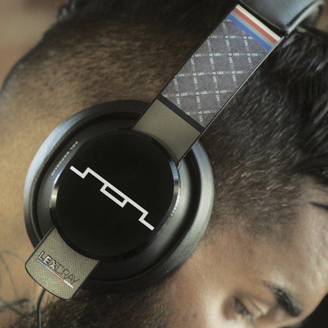 Lexdray x Sol Republic Headphones