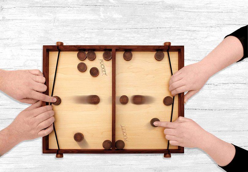 Pucket Game