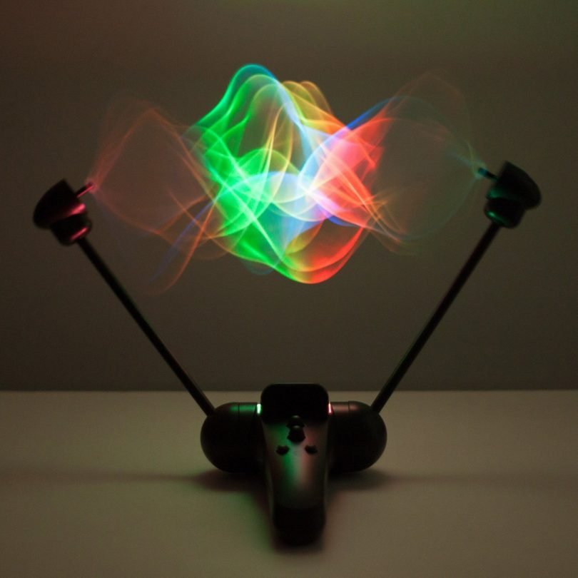 Stringin' It 3D Light Show