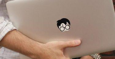 Harry Potter MacBook Decal