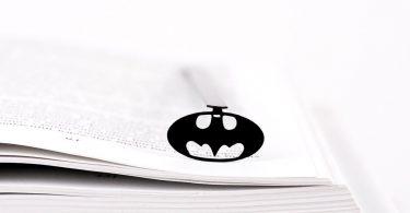 Bookmark Batman Logo