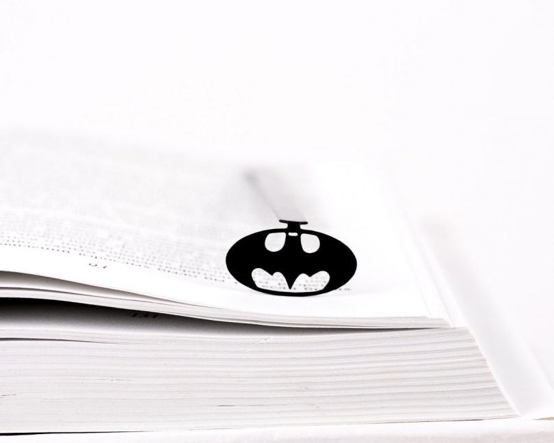 Bookmark Batman Logo