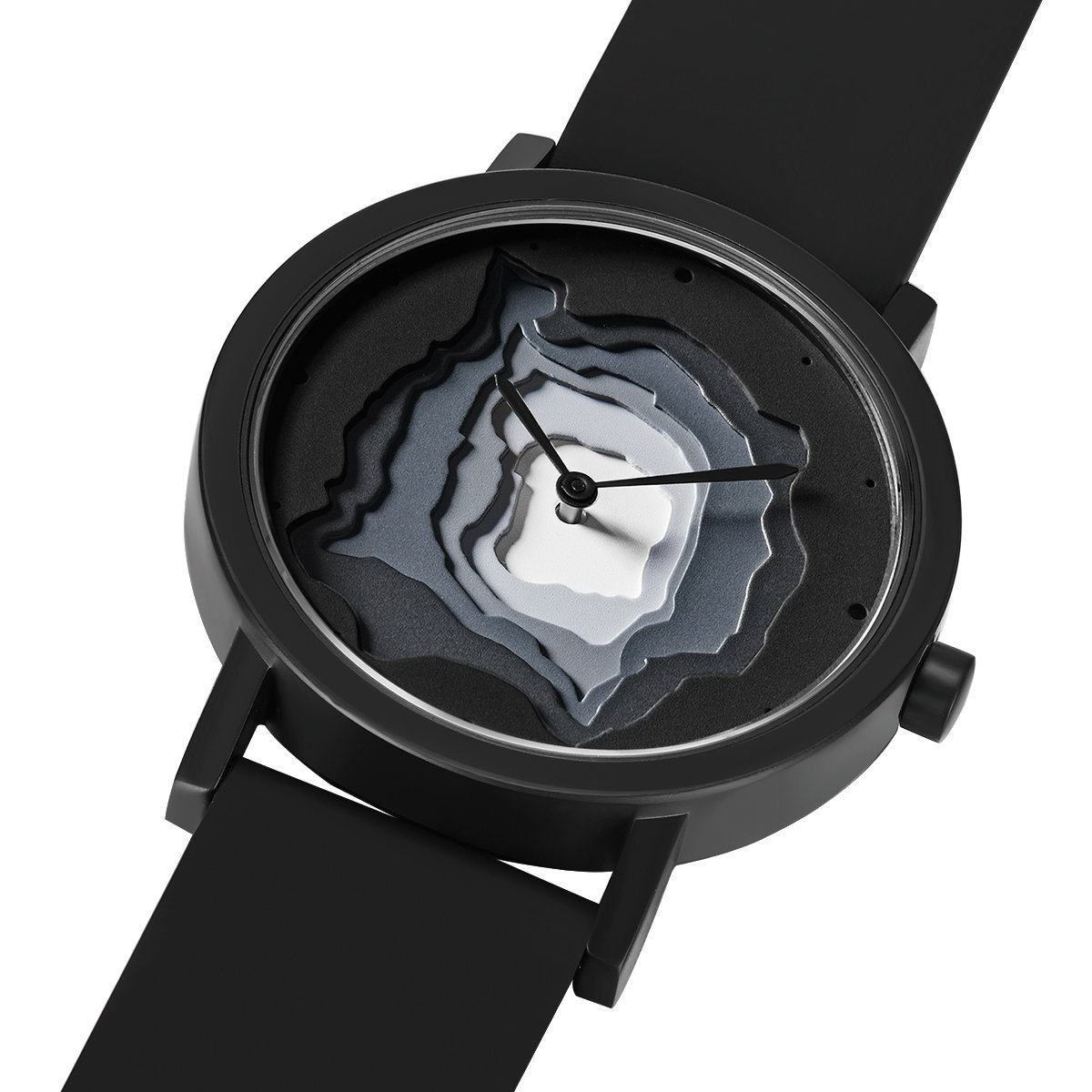 Black Terra Time Watch
