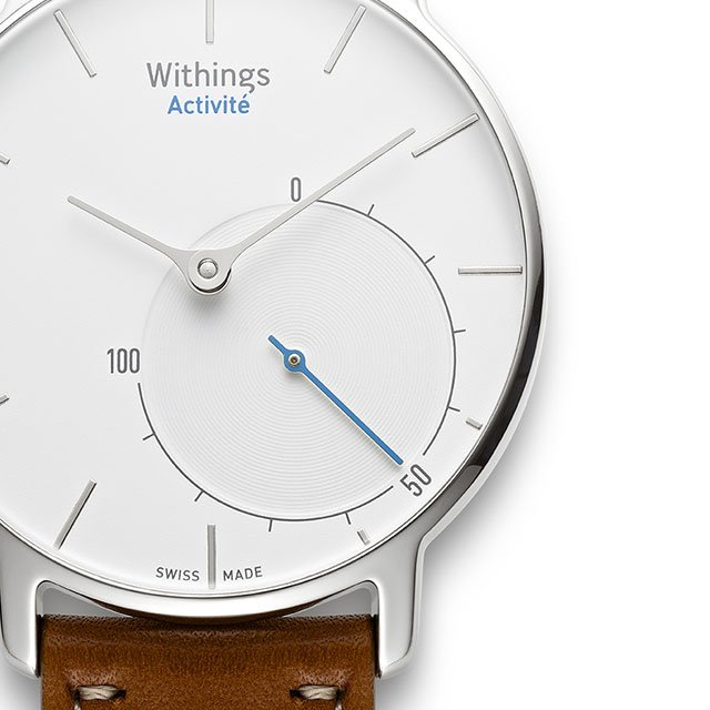 Withings Activité Sapphire Activity and Sleep Tracking Watch