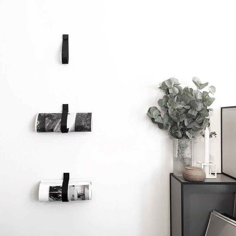 Stropp Hanger Black Set