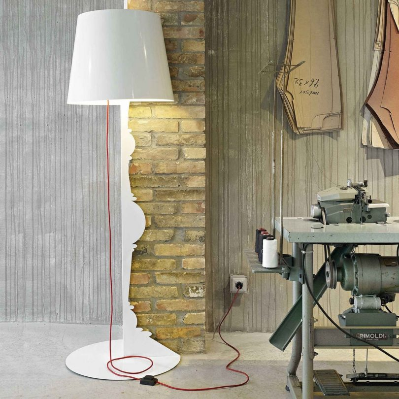 Demì 270° Floor Lamp by Officinanove