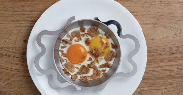 Tegamino Egg Pan by Alessi