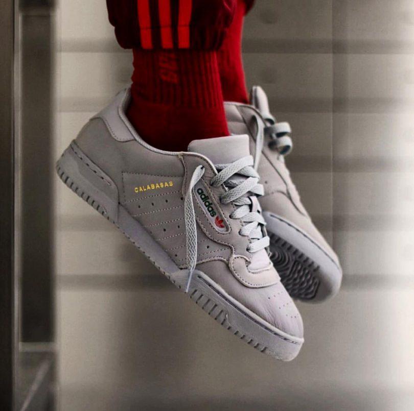 adidas Yeezy Calabasas Powerphase Grey
