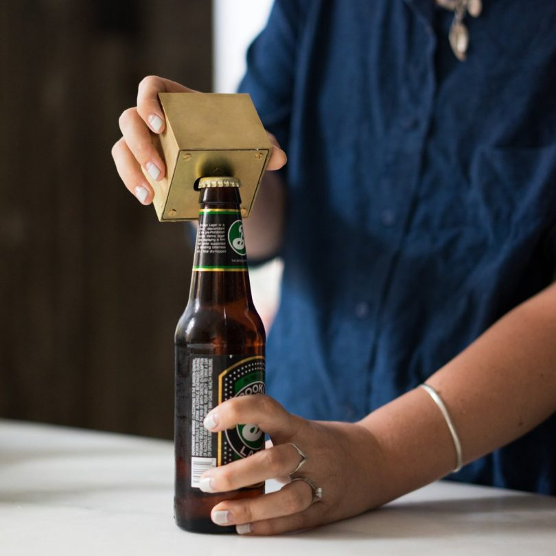 Bloc Bottle Opener