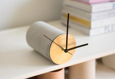Tangent Clock