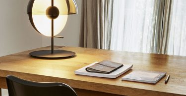 MJ PREMIER Table Lamp Bedside Desk Lamp