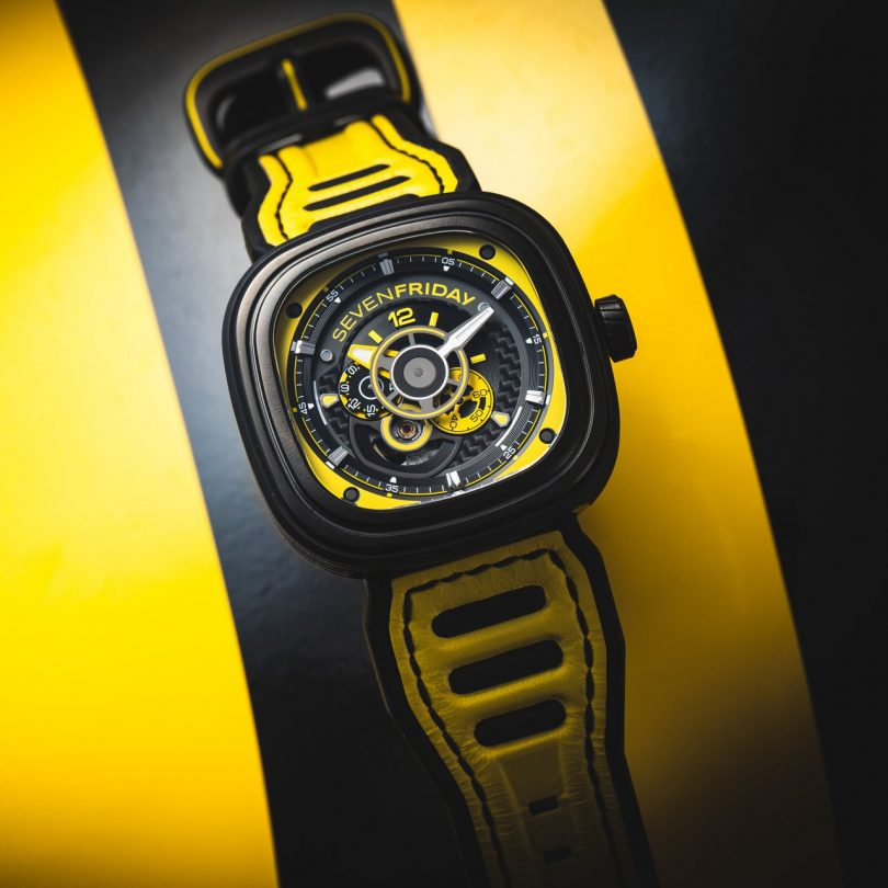 P3B/03 Racing Team Yellow