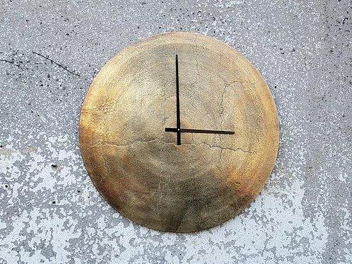 Bronze Metal Clock