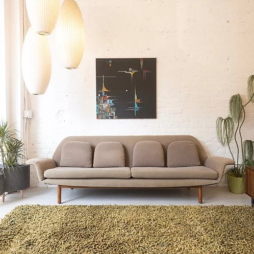 Harvey Probber Vintage Sofa