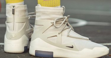 Air Fear Of God 1 SA Light Bone