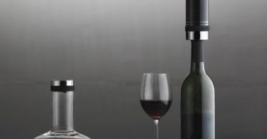 Winebreather Carafe – Menu