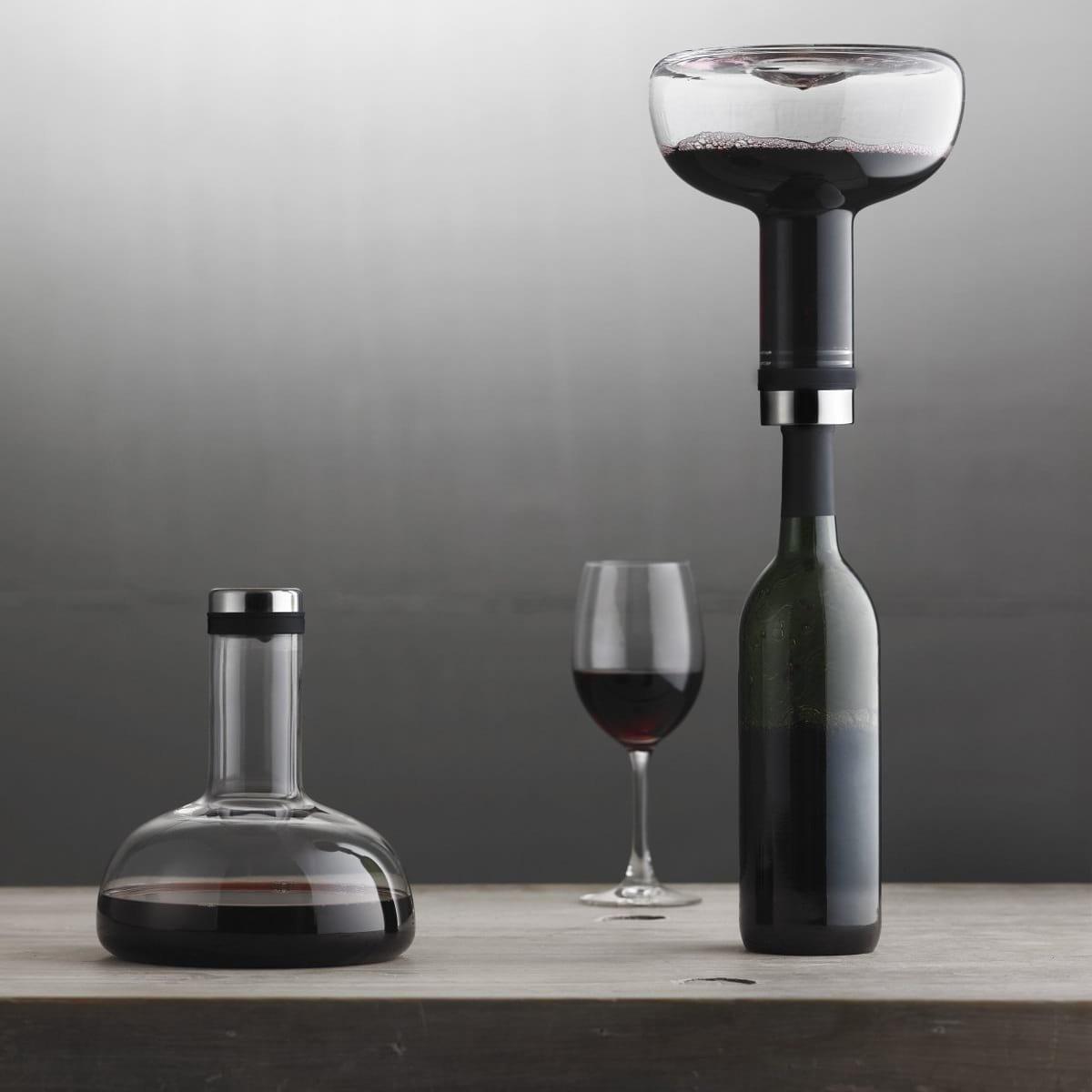 Winebreather Carafe – Menu