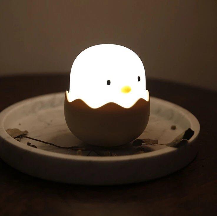 Cute Egg Night Light